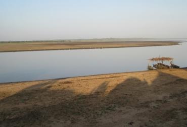 Falta de agua en La Mojana