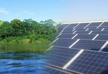 Proyecto de energía solar en Caquetá