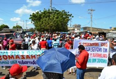 cerrada frontera con Venezuela