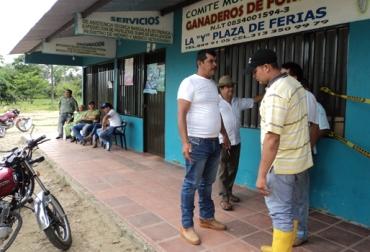 Protestas ICA Arauca