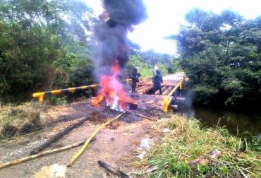 Protestas Putumayo