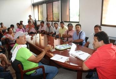 Reunión en Yopal