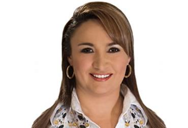 Sandra Hurtado Palacio, gobernadora del Quindío.