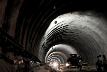 Nuevos túneles vía al Llano