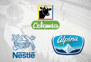Empresas más grandes de Colombia, empresas lecheras más grandes de Colombia 2017, quejas contra empresas lecheras Colombia 2017, estados financieros empresas lecheras, Colanta Alpina y Nestlé Alquería, quejas contra Colanta Alpina Nestlé Alquería, CONtexto ganadero, ganaderos colombia