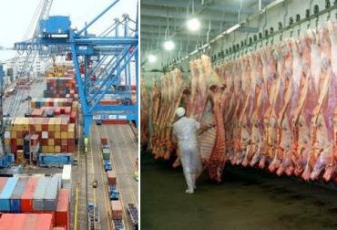 Colombia, Colombia exportaciones de carne primer trimestre de 2017, CONtexto ganadero, ganadería Colombia