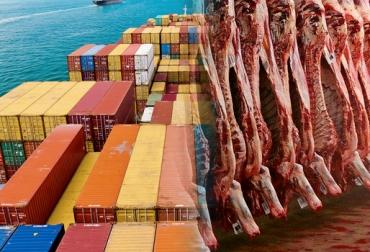 Exportaciones carne Colombia 2017, Exportaciones ganado en pie Colombia 2017, exportaciones brote de fiebre aftosa, exportaciones carne fiebre aftosa Colombia 2017, exportaciones disminuyen fiebre aftosa Colombia, exportaciones carne colombia fedegán, exportaciones bovinos Colombia, exportaciones carne Fedegán, CONtexto ganadero, ganaderos colombia, noticias ganaderas colombia