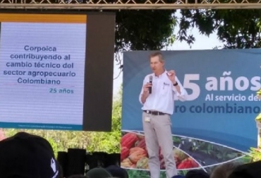 Colombia, Corpoica, CI Motilonia, Juan Lucas RestreoI, Universidad del Agua, departamento del Cesar, CONtexto ganadero, ganadería Colombia, Noticias ganaderas Colombia