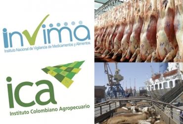 Exportación de ganado en pie y carne en 2018 certificadas por ICA e Invima, Exportaciones carne octubre 2018, Exportaciones de ganado en pie Colombia 2018, Exportaciones de carne bovina de Colombia en 2018, precio dólar Colombia, exportaciones de carne bovina, exportaciones de carne bovina en 2018, exportaciones a Jordania Libia Líbano, exportaciones de carne bovina en octubre 2018, exportaciones ganado Colombia, CONtexto ganadero, ganadería colombia, noticias ganaderas colombia