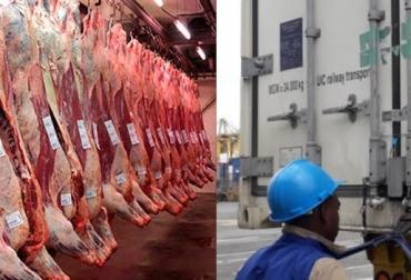 Colombia, carne bovina, exportaciones de carne bovina, Colombia exportará 553 tonelada entre el 8 y el 11 de marzo de 2019, Rusia, Exportaciones a Rusia. Contexto ganadero, noticias ganaderas, exportaciones