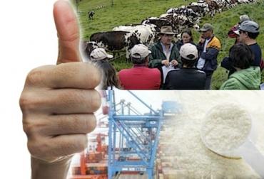 importaciones de leche en polvo, salvaguardia, salvaguardia frente a importaciones de leche en polvo, importaciones de leche en polvo de EE. UU., Mincomercio, TLC, TLC con Estados Unidos, Fedegán, salvaguardia bilateral, arancel cero, Fondo Nacional del Ganado (FNG), Fondo de Estabilización de Precios (FEP), ganaderos, vacas, vacas Colombia, lechería, bovinos, ganadería bovina, ganadería bovina Colombia, noticias ganaderas, noticias ganaderas Colombia, contextoganadero