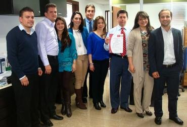 Certificación Bureau Veritas FNG