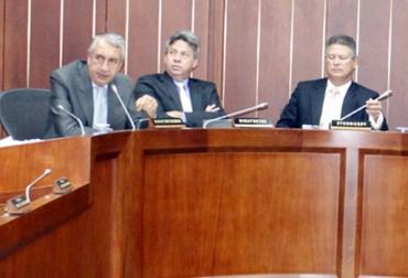 Francisco Estupiñán Heredia, ministro de Agricultura y Desarrollo Rural,