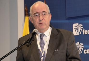 Jens Mesa, presidente ejecutivo de Fedepalma