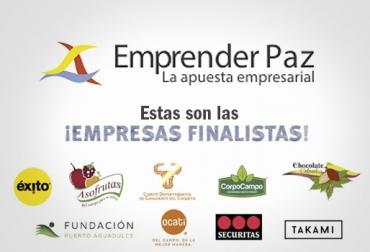 Premio Emprender Paz, empresas finalistas del premio Emprender Paz, Ganadería, Ganadería colombiana, noticias ganaderas, noticias ganaderas colombia, CONtexto ganadero