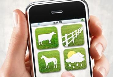 Aplicaciones móviles para el sector agropecuario