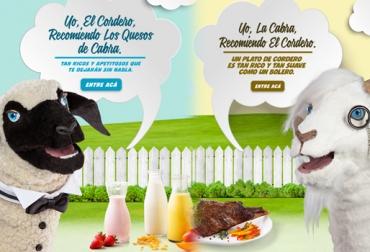 Fomento consumo carne de cordero y leche de cabra