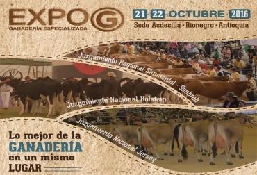 expo g, expo g ganadería, expo g colombia ganado, expo g fedegán, contexto ganadero