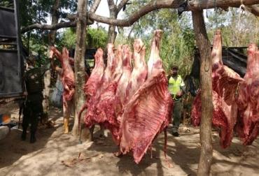 expendios de carne, Venta de carne, sacrificio clandestino, controles a expendios de carne, mataderos clandestinos, noticias ganaderas colombia, ganadería colombia, CONtexto ganadero