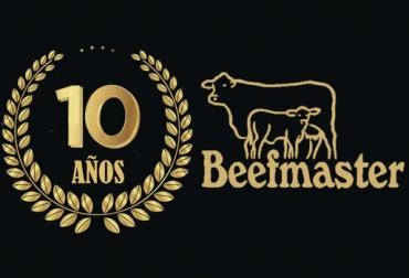 Beefmaster celebra 10 años de actividades, participación Beefmaster en grandes eventos, transferencia de conocimiento, promoción Beefmaster, feria Beefmaster de Houston, CONtexto ganadero, noticias de ganadería colombiana.