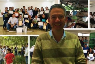Colombia, Proyecto Ganadería Colombiana Sostenible, Se termina el proyecto Ganadería Colobiana Sostenible, Aprovechar la experiencia adquirida pide Gómez, Arreglos silvopastoriles, CONtexto ganadero, noticias ganaderas, ganadería sostenible