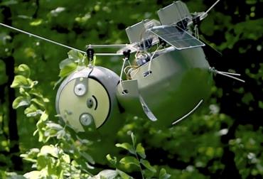 Ganadería, ganadería colombia, noticias ganaderas, noticias ganaderas colombia, CONtexto ganadero, robot, robot perezoso, perozoso, oso perezoso, ecosistemas, ecosistemas en vía de extinción, mitigación cambio climático, ecosistemas mundiales, biodiversidad, cientificos crean robot, sostenibilidad