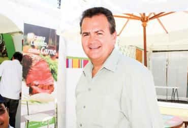 Augusto Beltrán, secretario FEP