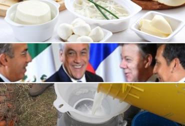 leche en colombia