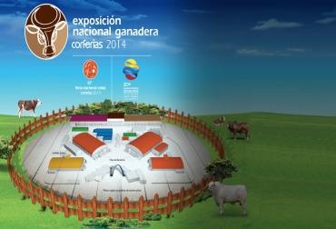 Exposición Nacional Ganadera 2014