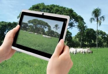 Tecnología móvil para el sector agropecuario
