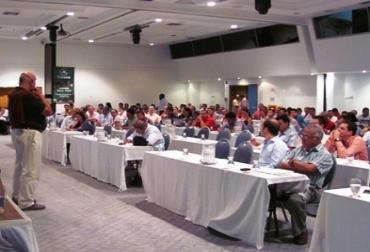 Reunión funcionarios Fedegán