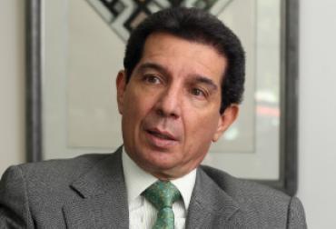 José Félix Lafaurie, presidente de la Federación Colombiana de Ganaderos, Fedegán.