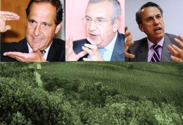 Gestión de MinAgricultura en Colombia