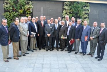 Reunión Fedegán Ministerio de Agricultura.