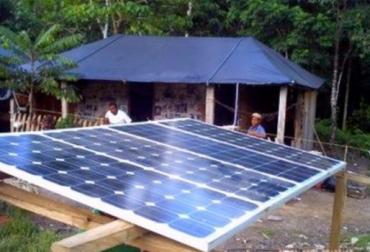 paneles solares ganadería