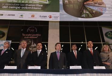 Inauguración Agroexpo