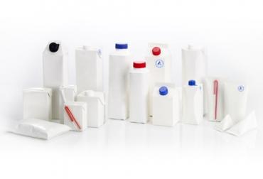Envases Tetra Pak para leche
