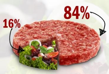 Vegetarianos que vuelven a comer carne