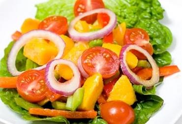 Una dieta sin grasa