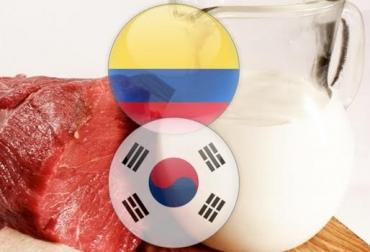 tlc corea colombia, tlc corea colombia noticias, tlc corea colombia cifras, tlc corea colombia exportaciones, tlc corea colombia leche y carne, fedegán tlc corea colombia, CONtexto ganadero
