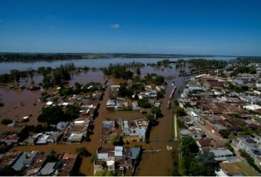 Argentina, Argentinr inundaciones agosto 2017, 10 millones de hectáreas inundadas, CONtexto ganadero, ganadería Colombia