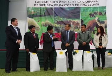 Ganadería, ganadería colombia, noticias ganaderas, noticias ganaderas colombia, CONtexto ganadero, perú, perú siembra, campaña siembra perú, ministerio de agricultura y riego de perú, gustavo mostajo ocala,