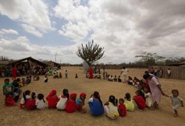 Colombia, Guajira, comunidad Wayuu, agua potable, Alianza para llevar agua potable a La Guajira,  alianza con BeYoinder (de Australia), Sawyer (Estados Unidos) y The we Project (de Colombia), CONtexto ganadero, noticias ganaderas, agua