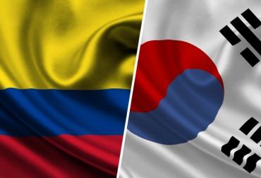 TLC Corea del Sur y Colombia