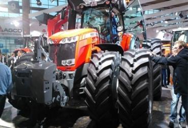 Innovación para maquinaria pesada en Hannover