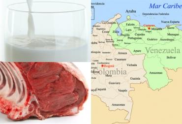 carne y leche Venezuela
