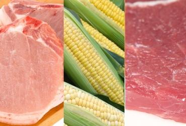 importaciones de carne y lácteos Colombia