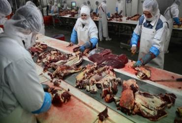 Exportación de cárnicos desde Mercosur a China