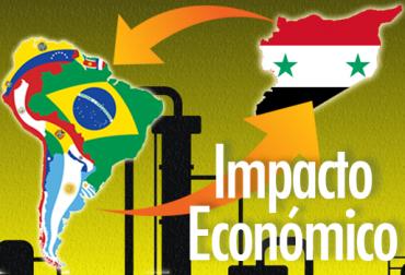 impacto económico por conflicto en Siria