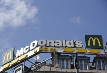 hamburguesas mac donals